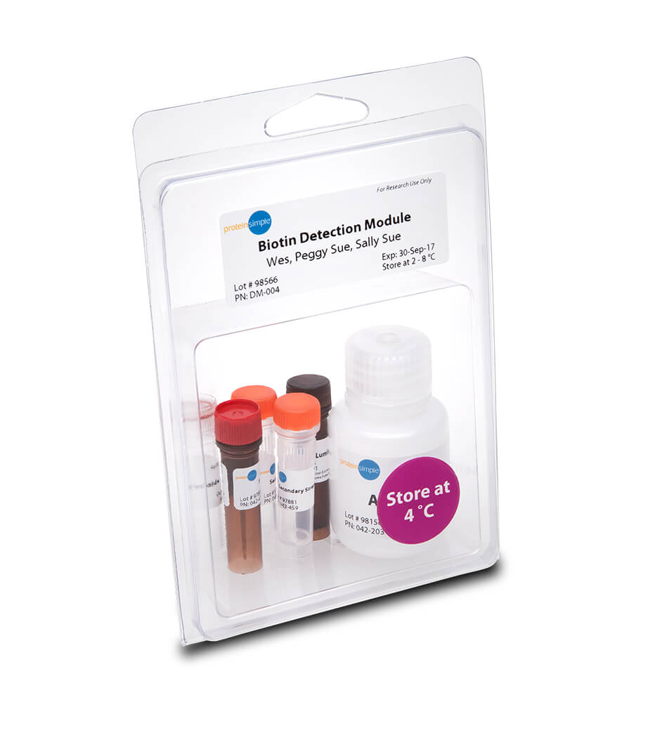 ProteinSimple Biotin Detection Module for Jess, Wes, Peggy Sue or Sally Sue for Simple Western